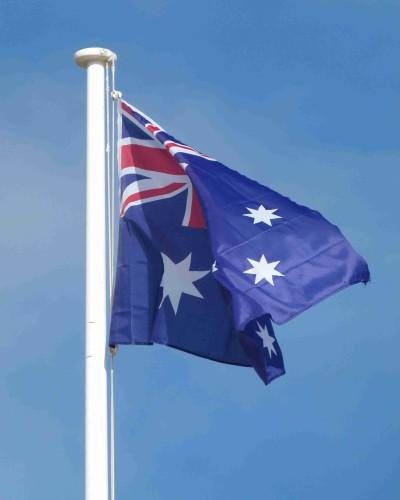 Southern Cross na vlajce