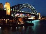 Sydney - most - práce v Austrálii - Kukabara