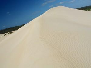 bílé duny Malé Sahary