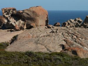 Remarcable Rocks - skoro máte pocit, že je vysochal Henry Moore