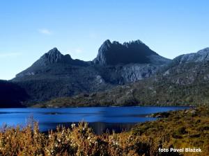 Cradle Mountain se jmenují podle kolíbky, ale proč...?