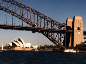 James Cook do Sydney také připlul po vodě