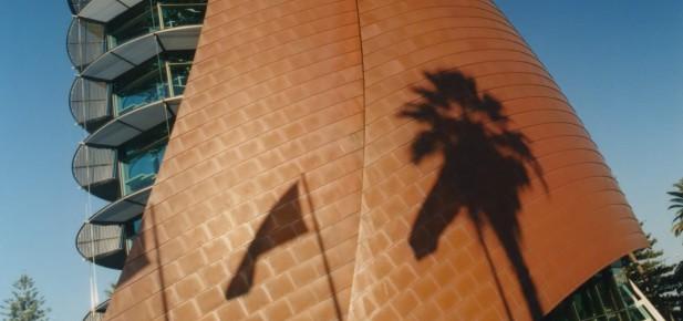 Swan Bell Tower - Perth - studium v Austrálii