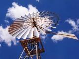 windmill - Qeensland - studium v Austrálii
