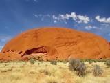 Podívejte se na Uluru z trochu jiného úhlu...