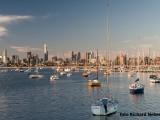 Melbourne - živé město - živý přístav