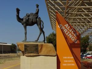 Alice Springs - srdce, duše, střed