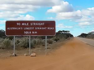 Tady to můžete švihat pěkně přímo rovných 90 mil.