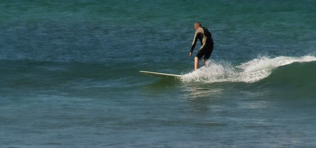 Nemusíte být supersurfaři abyste si Gold Coast užili...
