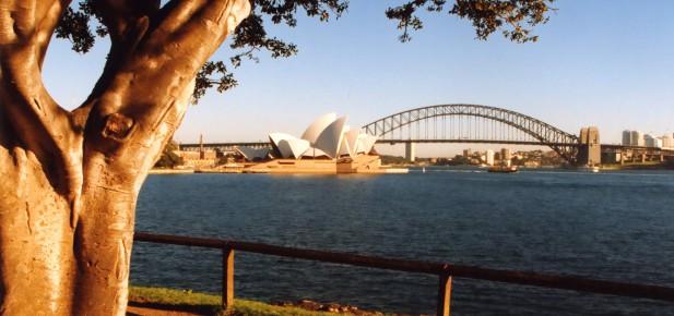 Austrálie - to není jen Opera House a Harbour Bridge...