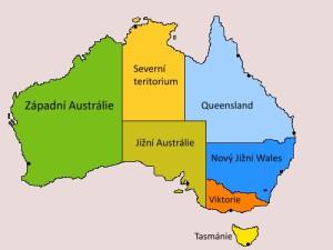 mapa staty - KKB web s popisky statu