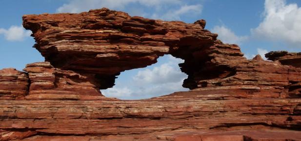 Nature´s Window - jedna z největších atrakcí Kalbarri