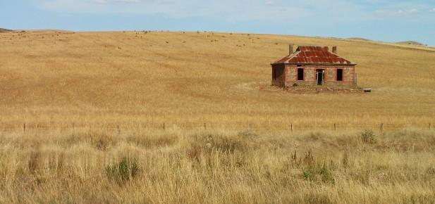 """Jižní Austrálie - to je i """"outback""""..."""