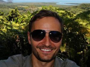 Petr studoval v Cairns, v tropech, ale také v Sydney...