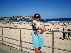 Eliska, Sydney, Austrálie