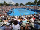 Melbourne - každý leden hlavní město tenisu...