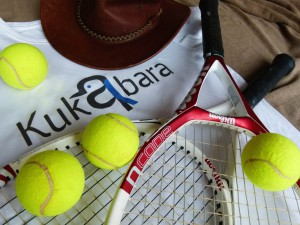 Fanděte s Kukabarou českým tenistkám a tenistům!