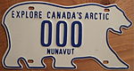 Dnes už takovou značku v Nunavutu neuvidíte.