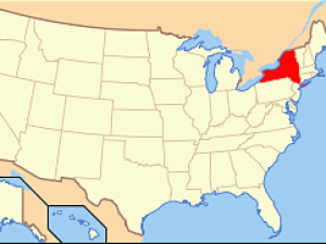 Státu New York nešéfuje New York ale Albany.