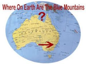 Opravdu jen asi 70 km od Sydney.