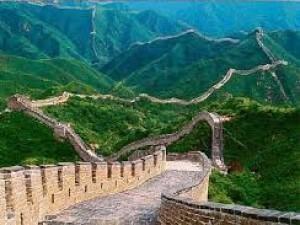 Modré hory byly zpočátku stejně nepřekročitelné jako Velká čínská zeď.
