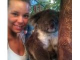 Kristýna a koala