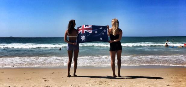 Lákavá Austrálie