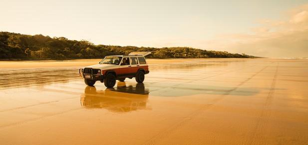 Fraser Island - Australia - Kukabara