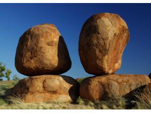 Devils Marbles Austrálie