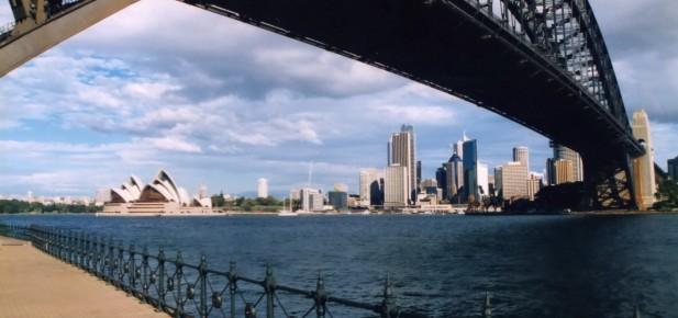 První kroky po Sydney
