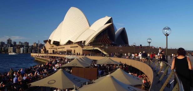 Spatřit Opera House je povinnost...