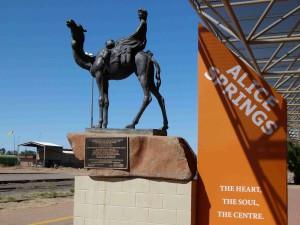 Alice - Springs - cestovani - Australie - Kukabara